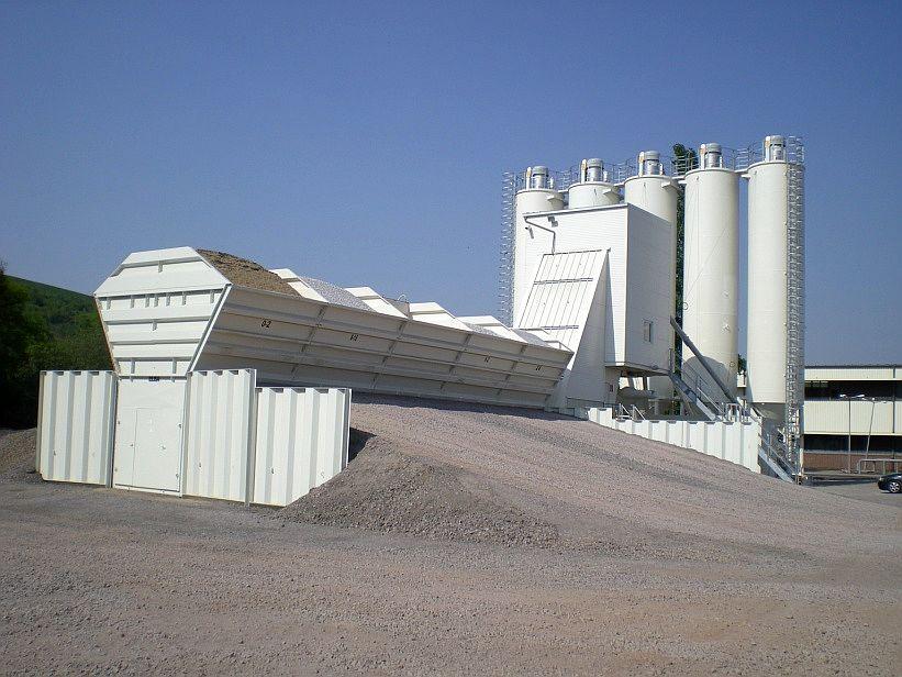 BTB 4 – Herstellung von Beton im Transportbetonwerk