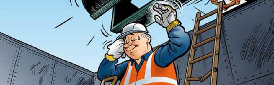 BTB 7 –  Arbeitssicherheit